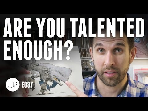 Are You Talented Enough? e037