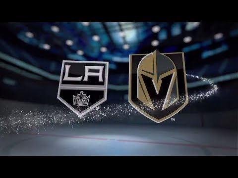 Los Angeles Kings vs Vegas Golden Knights - November 19, 2017 | Game Highlights | NHL 2017/18. Обзор