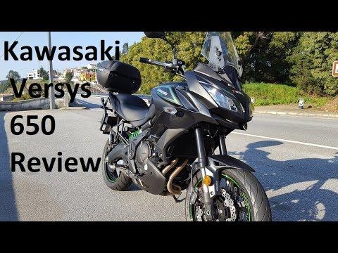 Kawasaki Versys 650 Review / Test Drive