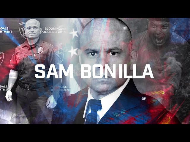 Sam Bonilla: Police Officer, Marine, Instructor and Lawyer