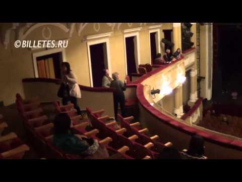 ТКЗ Дворец на Яузе, зрительный зал