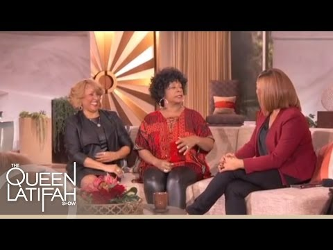 "Merry Clayton on Recording 'Gimme Shelter"" with the Rolling Stones on The Queen Latifah Show"