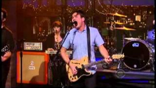 """Jimmy Eat World - """"My Best Theory"""" 9/24 Letterman (TheAudioPerv.com)"""