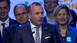 Manfred Weber to stand for leader of European Commission