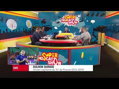 Rugby : L'entretien exclusif de l'ancien capitaine du XV de France, Guilhem Guirado