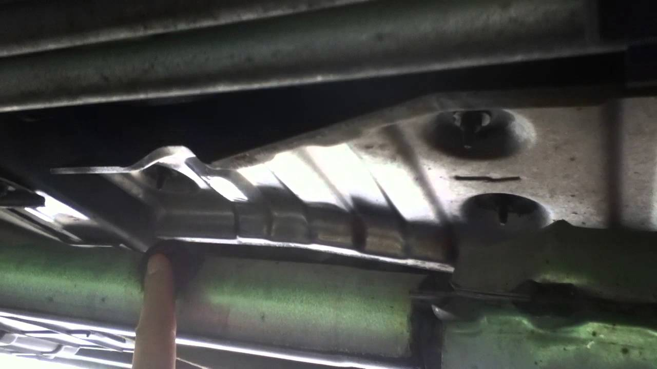 1998 Toyota Sienna O2 Sensor Downstream After Catalytic