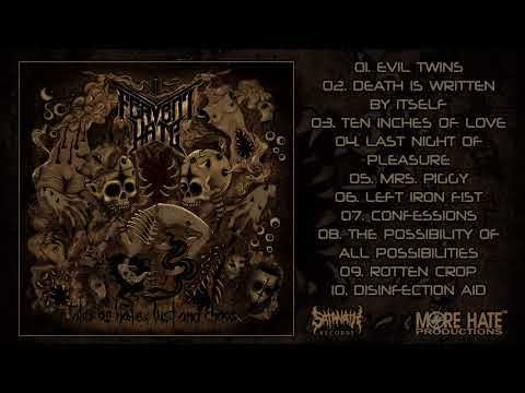 Fervent Hate - Tales Of Hate, Lust And Chaos (2018) [Full Album] Mp3