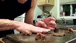 Toasted Walnut, Pecan, Almond Chocolate Cookies 2 Chef John The Ghetto Gourmet
