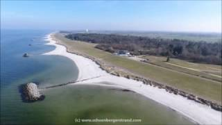Heidkate an der Ostsee im Frühling (März)