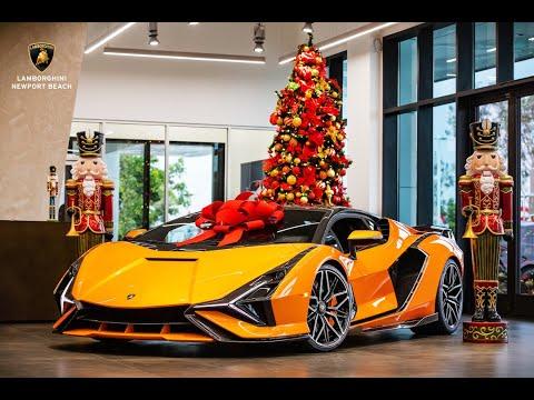 First Lamborghini Sian in North America – Delivery Day!