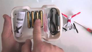 Review de un Cuadricoptero de eBay por PSN Andy y Lucas