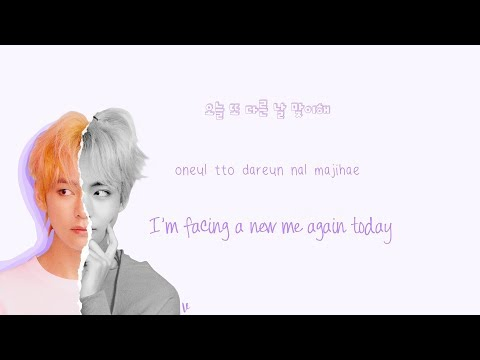 BTS - IDOL Lyrics (Han|Rom|Eng) Color Coded