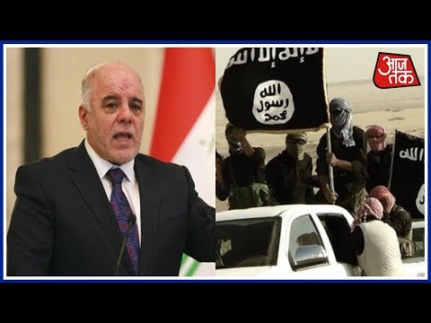 Khabardaar | Iraq Proclaims 'End of War Against ISIS', Declares Final Victory