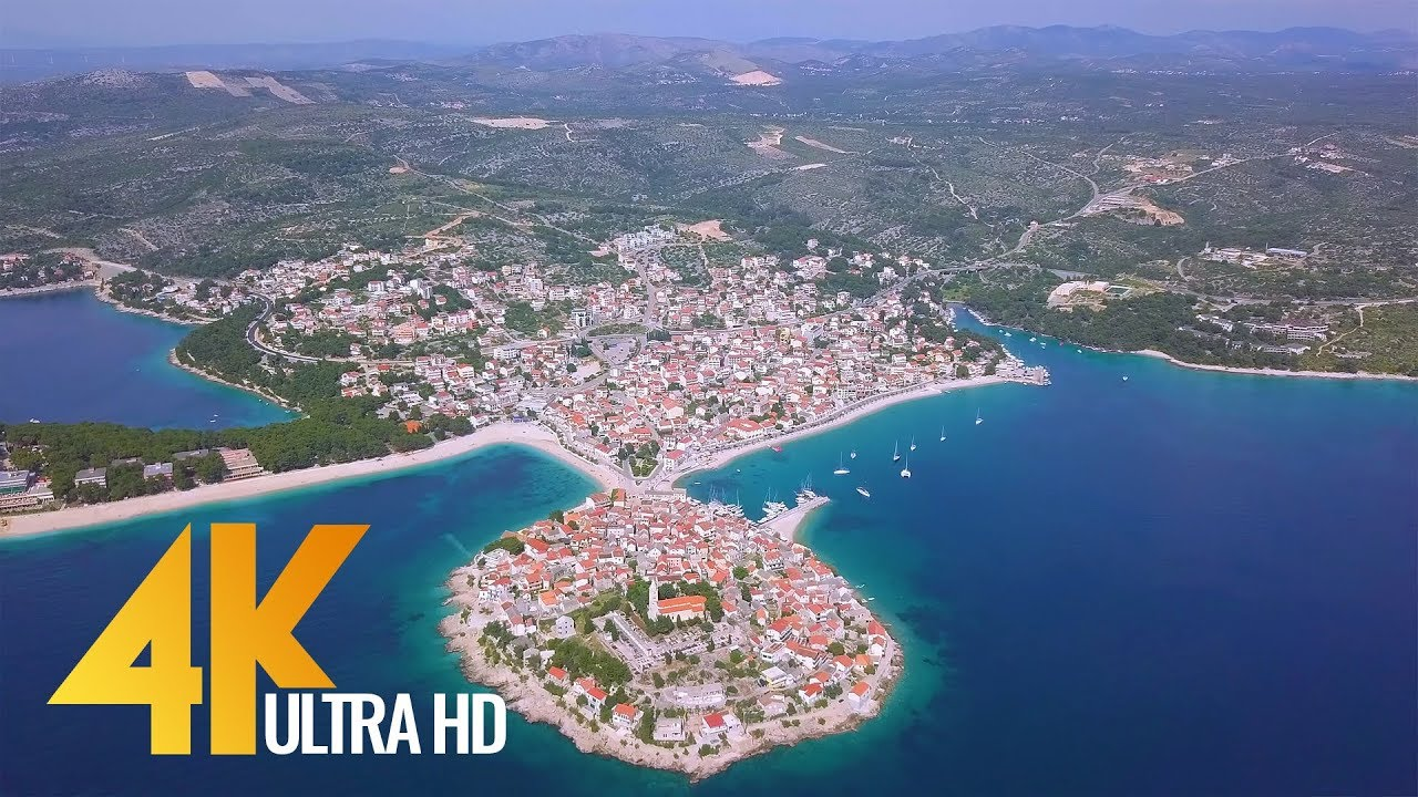 CROATIA Lovely Townscapes - Cities of the World | Urban Life Documentary Film - Episode 2