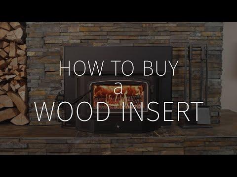 Wood Burning Fireplace Insert Buying Guide | Regency Fireplaces