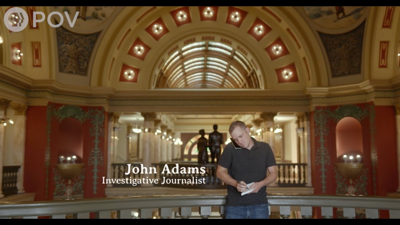 Investigative Journalist John S. Adams