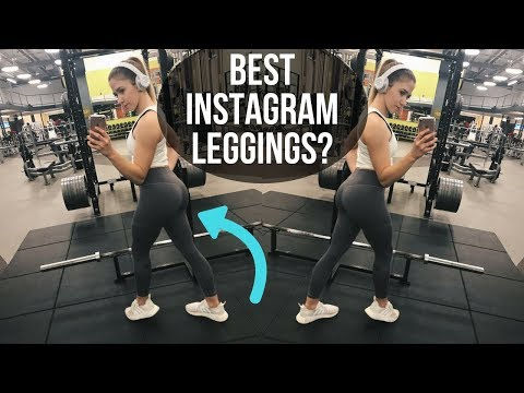 PTULA | BEST INSTAGRAM LEGGINGS??
