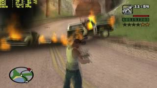 GTA San Andreas 4K Maxed [GTX 1080, i7 4790k] (ZOTAC AMP EXTREME)