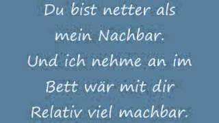 Wise guys deutschlehrerin lyrics