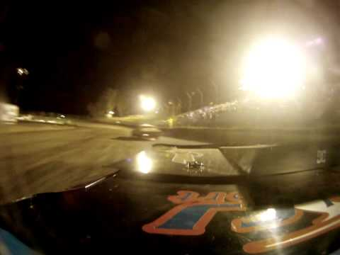 Santa Maria Speedway start of the Hobby Stock Main 7/7/12