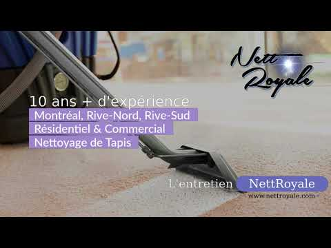 Nettoyage De Tapis Montreal  | Lavage De Tapis Montreal | NettRoyale
