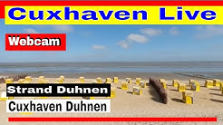 Webcam Strand Duhnen in Cuxhaven Duhnen