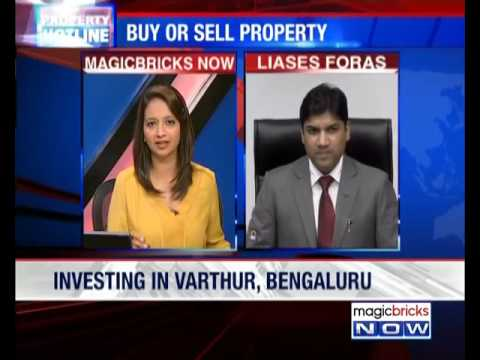 Is SSVR Tridax in Bangalore a good investment bet?- Property Hotline