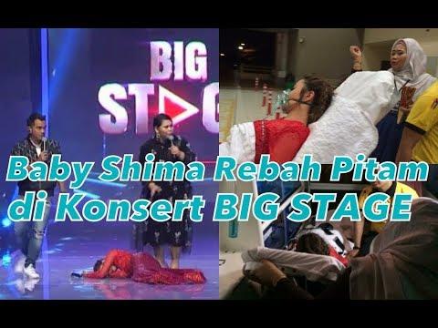 Download Momen Baby Shima Jatuh Pengsan di Konsert BIG STAGE Minggu Ke-2 Mp4 baru