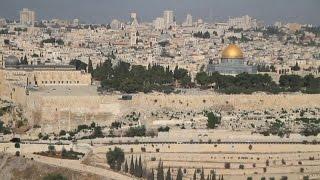 Израиль ❀ У стен Иерусалима ❀ Святые источники