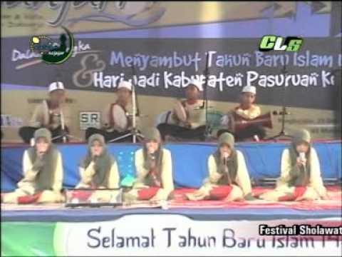 Darbul Huda - Zidna Zain SMPI Syamsul Arifin
