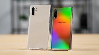 Samsung Galaxy Note 10 / Note 10+ - pierwsze wrażenia, Mobzilla Flesz odc. 46
