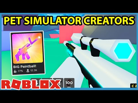 The Creators Of Pet Simulator Made This Roblox Game!