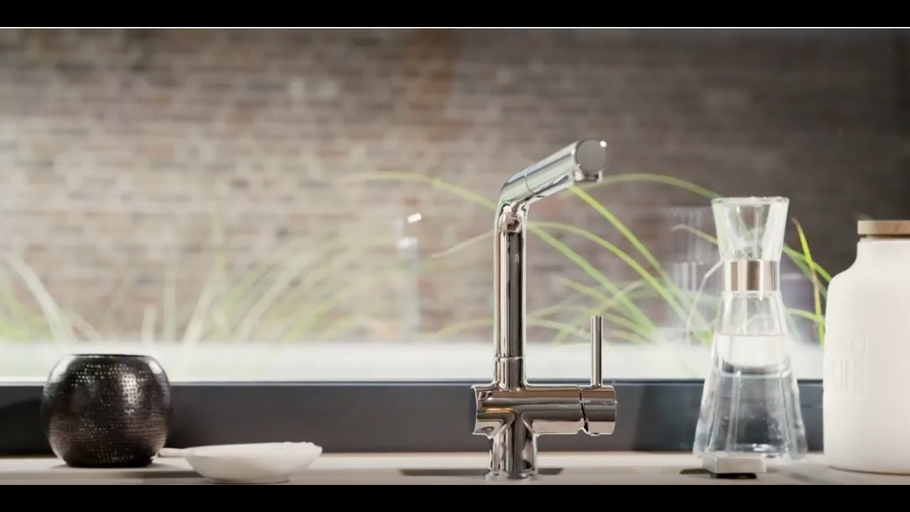 Aqua Cucina Küchenarmaturen - YouTube