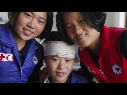 Reaching Further – The DPRK Red Cross Society Integrated Community Development Programme