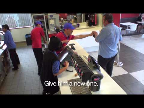 Thumbnail: The Next Actor - Drew Neemia at KFC | Jono and Ben at Ten