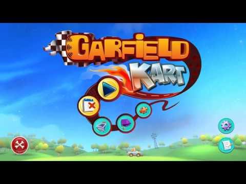 Garfield Kart: Game of the Year |
