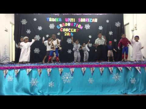 TUS Graduation Concert 2014 - KRU Terhangat di pasaran