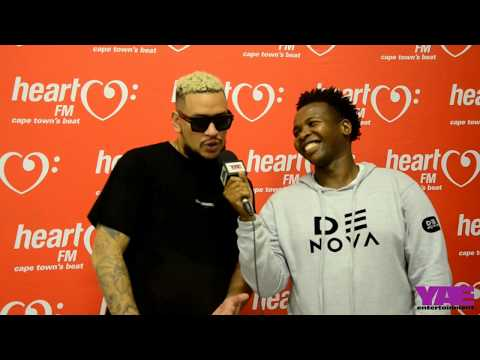 AKA Talks Heart Cape Town Music Festival, All Time Favourite Artists And More