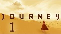 Let's Play Journey #1 [deutsch/german] PS3-Gameplay mit GameTube