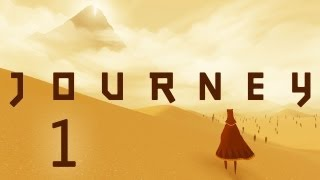 Thumbnail für das Journey Let's Play