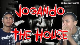 [Terror Indie Game] Jogando The House - A Casa Mal-Assombrada!