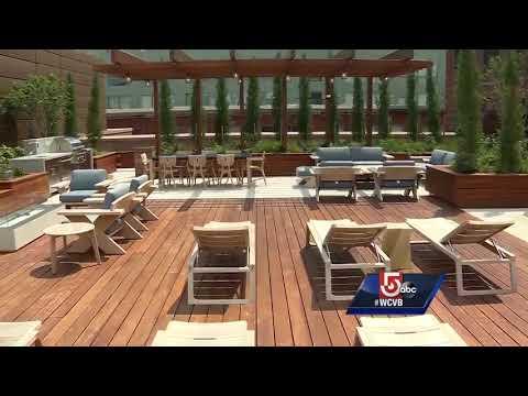 Peek Inside Lovejoy Wharf: New Luxury Condos Open In Boston