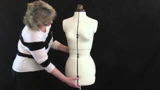 Adjustoform Lady Valet  - Adjusting Body