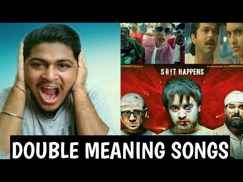 Double meaning songs of bollywood | WTF bollywood lyrics |