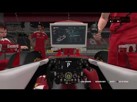 F1 2016 - Angel Co-op - Barcelona