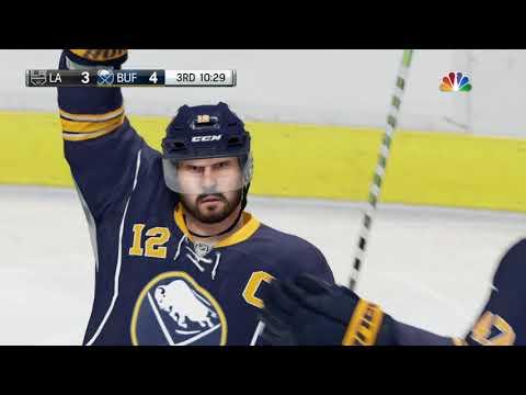 NHL® 17 Online Ranked Sabres vs. Kings GnarlyBigFish
