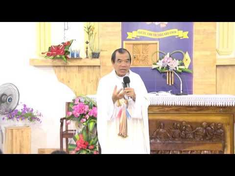 Bài giảng Lòng Thương Xót Chúa ngày 17/2/2017 - Cha Giuse Trần Đình Long