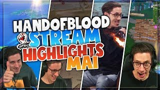 HandOfBlood - STREAM HIGHLIGHTS « MAI »