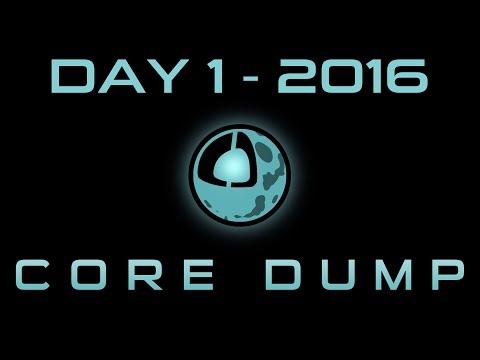 Core Dump: Day 1 - Leadership, Allocators & the Demo Scene
