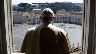 El Papa Francisco Dará La Bendición Y La Indulgencia Plenaria Al Mundo Por El Coronavirus